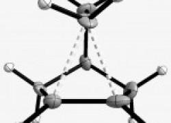 Впервые определена кристаллическая структура неклассического карбокатиона