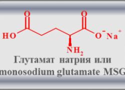 Яд или благо? Глутамат натрия или E-621